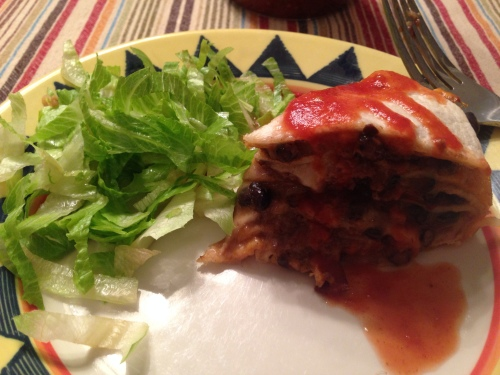 Crock Pot Beef Enchiladas 6