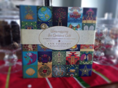 Unwrapping the Greatest Gift by Ann Voskamp 2