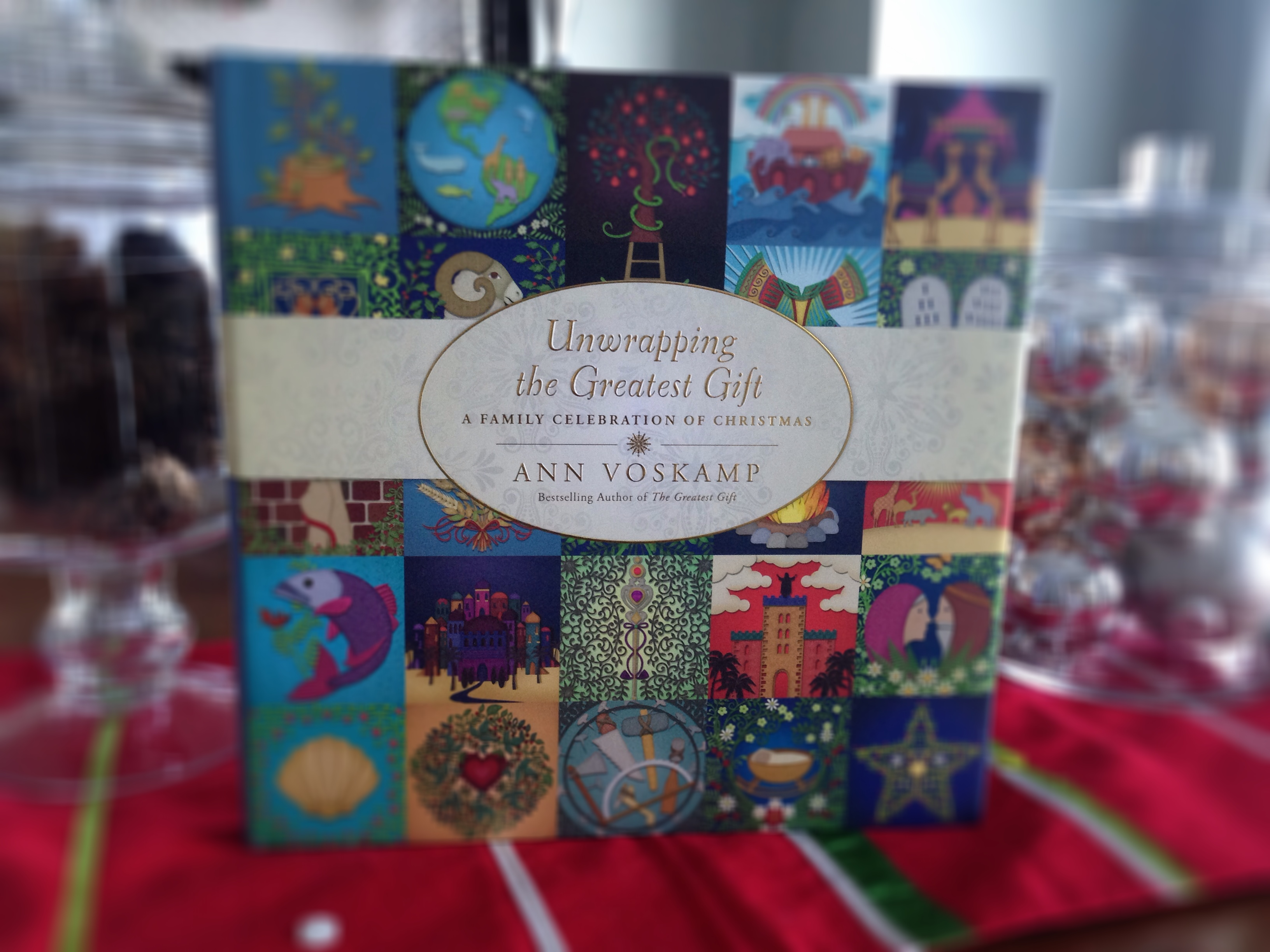 The Greatest Gift and Unwrapping the Greatest Gift by Ann Voskamp ...