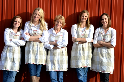 The Gingham Apron Gals 2