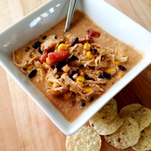 White Chicken Chili Crockpot