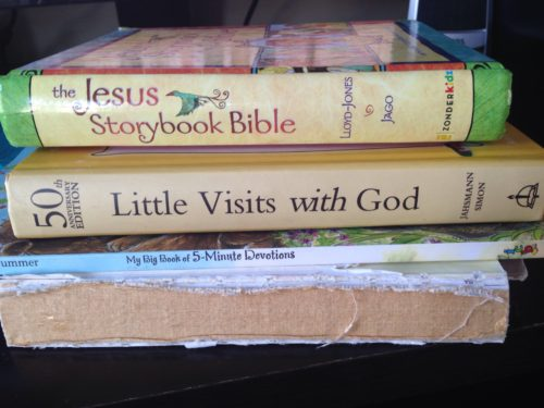 The Bible in Pictures for little eyes 5