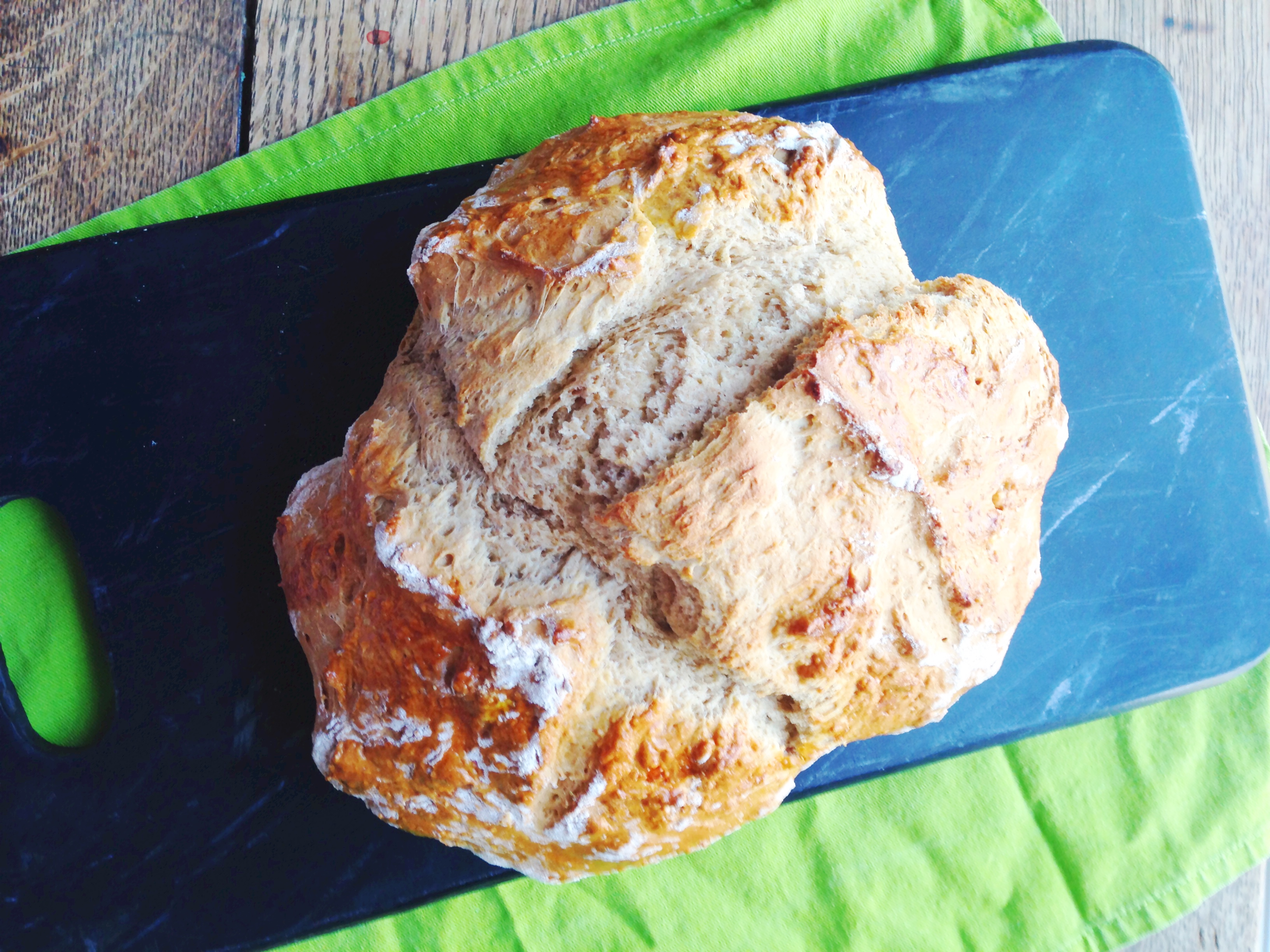 Who was St. Patrick? (And Grandma Betty's Irish Soda Bread)