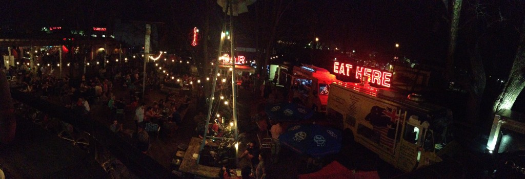 The Truck Yard in Dallas