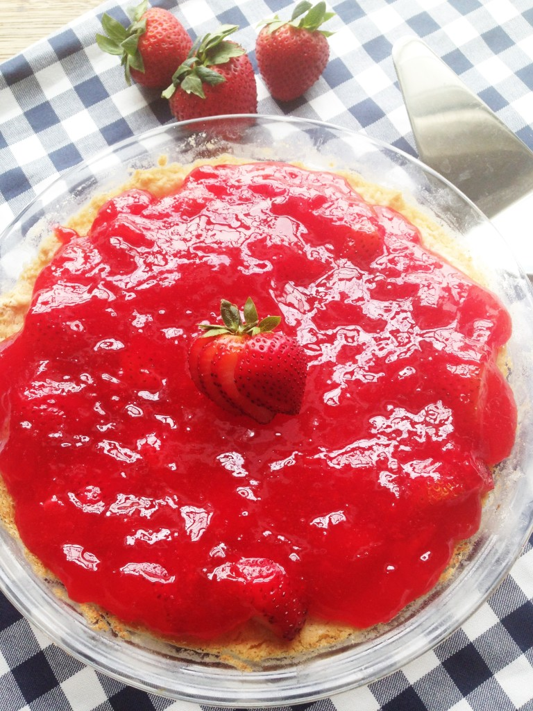 Simple Strawberry Pie