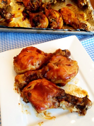 Crockpot Chicken Drumsticks