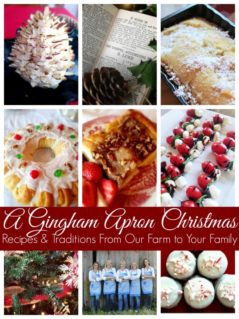 A Gingham Apron Christmas