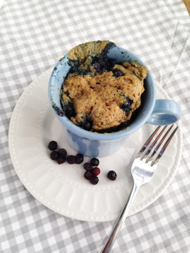 Trim Healthy Mama Muffin in a Mug