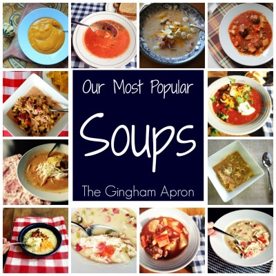 Our Most Popular Soup Recipes