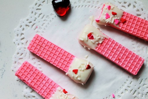 Strawberry Wafer