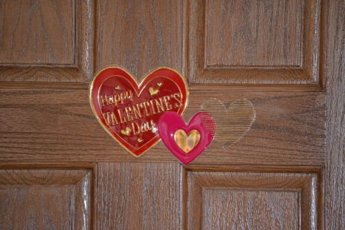 Valentine decor