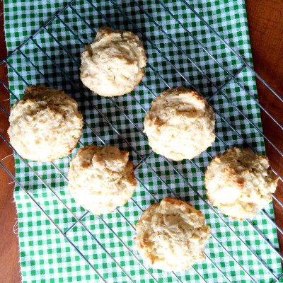 Irish Soda Muffins