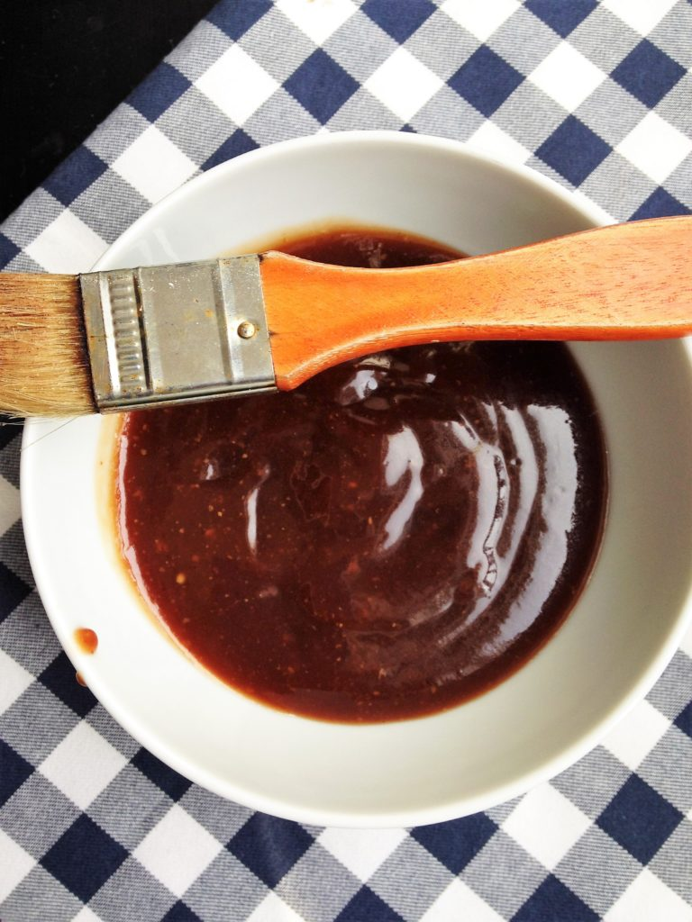 Honey Balsamic Barbecue Sauce