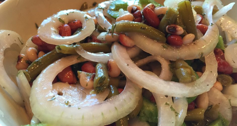 Happy Memorial Day and a 4 Bean Salad