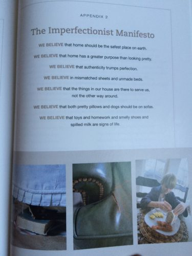 perfect manifesto the nesting place