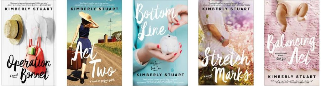 Kimberly Stuart Novels