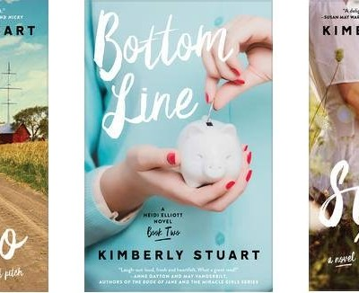 Kimberly Stuart Books GIVEAWAY!