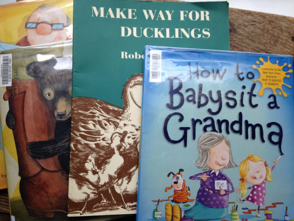 Our Favorite Picture Books