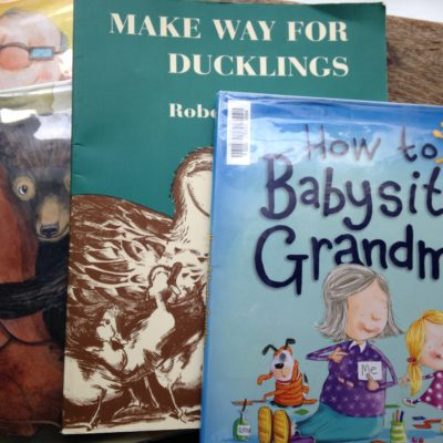 Our Current Favorite Picture Books