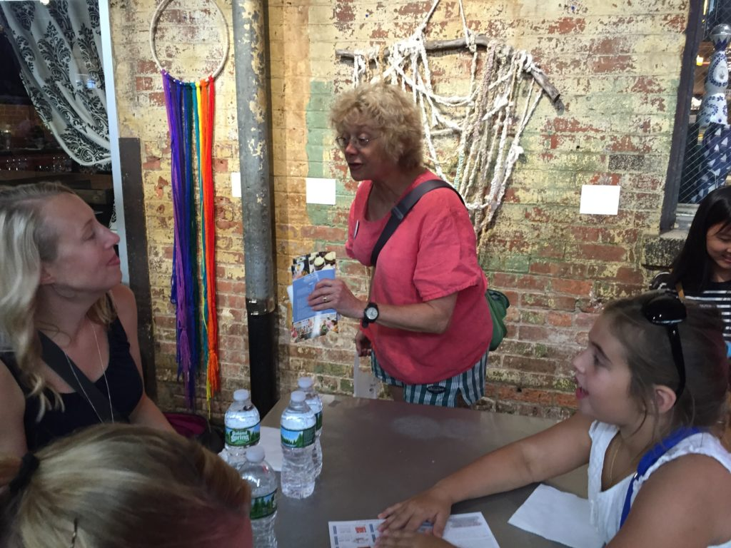 Food of New York Tours, Chelsea Market