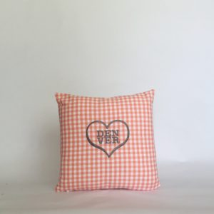 Ann + Anthony Embroidered Pillows