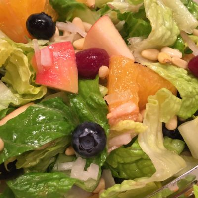 Limelight Fruit and Veggie Salad