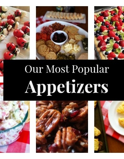 Our Most Popular Appetizers