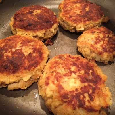 15 Minute Salmon Patties
