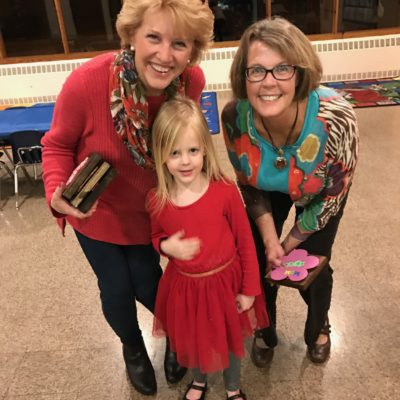 "Anna's Preschool ""Girls' Night Out"""