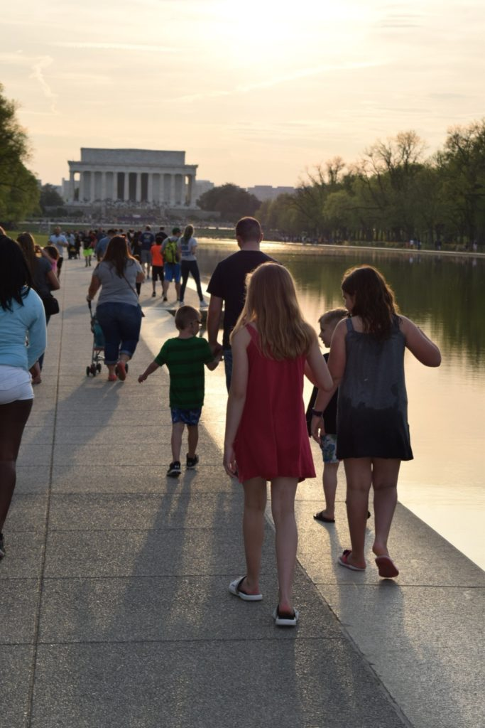 Our Top Ten Places to Visit in Washington D.C.