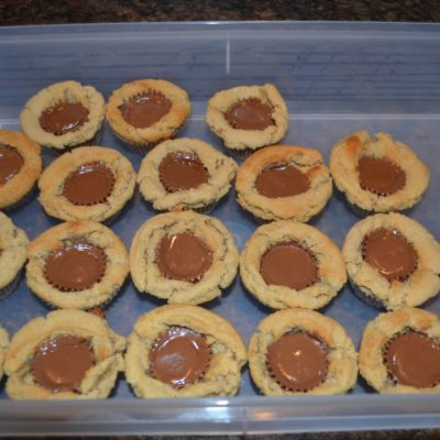 Reese's Peanut Butter Temptation Cookies