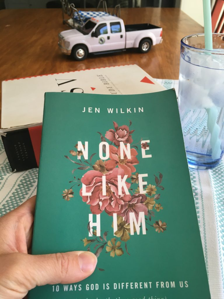 None Like Him by Jen Wilkin