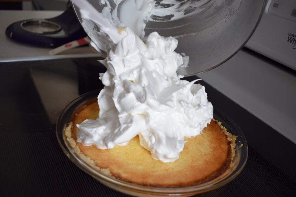 Quick and Easy Lemon Meringue Pie