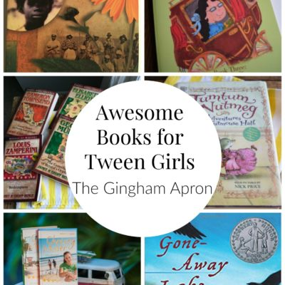 Awesome Books for Tween Girls