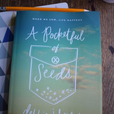 A Pocketful of Seeds {and a Giveaway!}