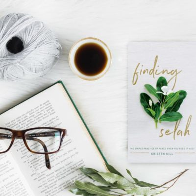 Finding Selah by Kristen Kill {And a Giveaway!}