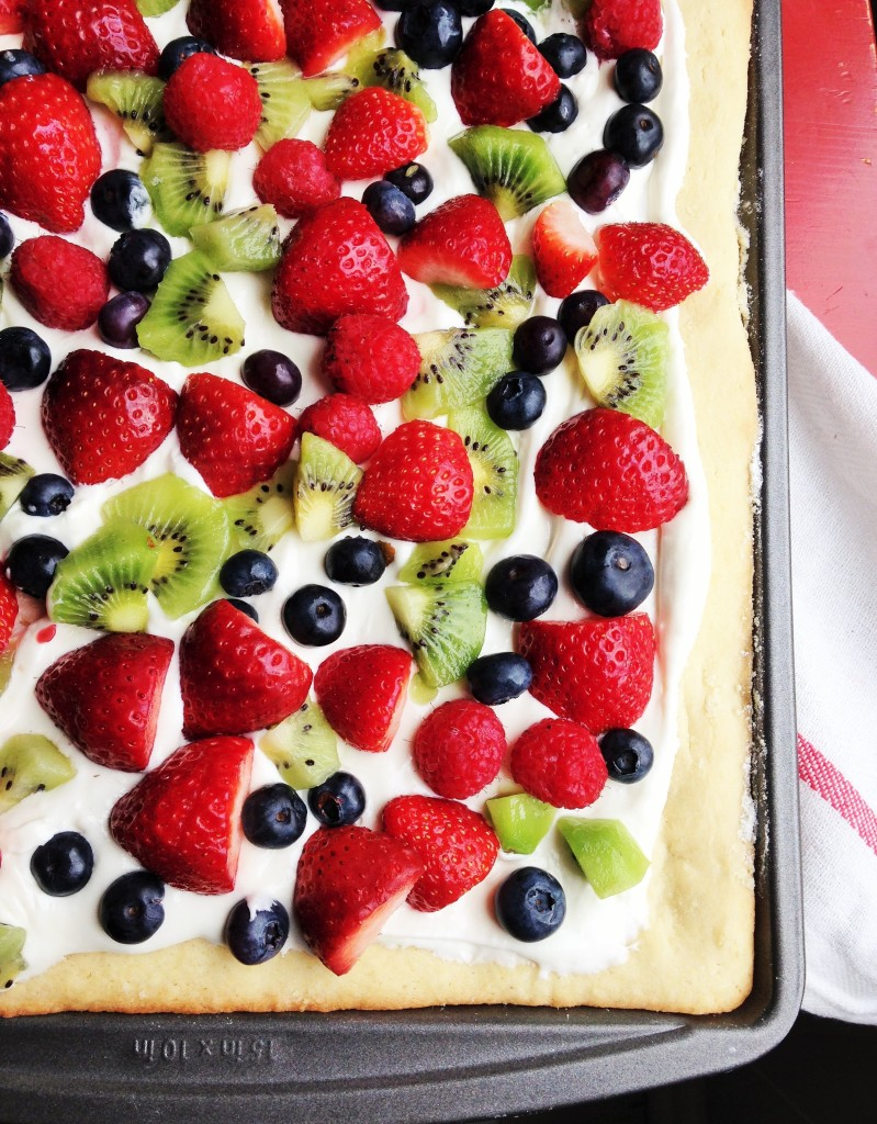 Easy Fruit Breakfast Pizza recommend