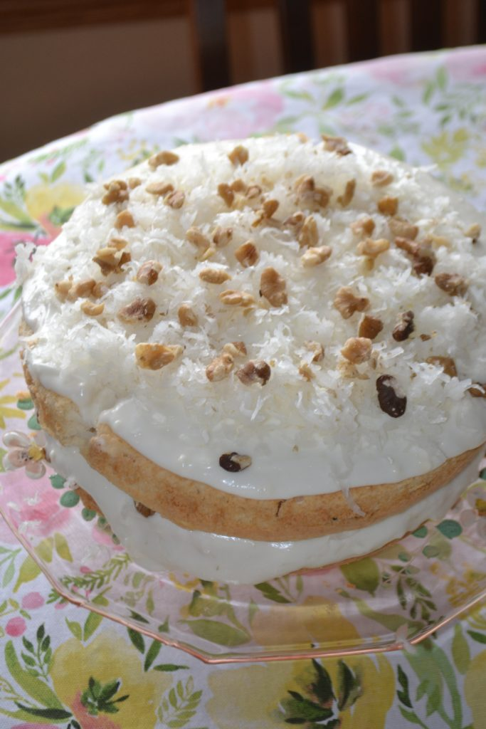 Italian Wedding Cake | Italian Wedding Cake The Gingham Apron