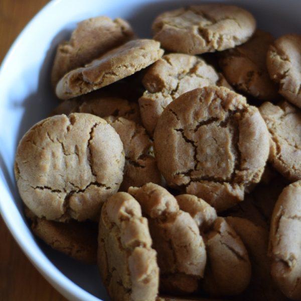 Grandma Maxine's Ginger Cookies